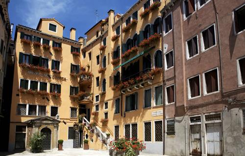 Hotel Al Codega em Veneza