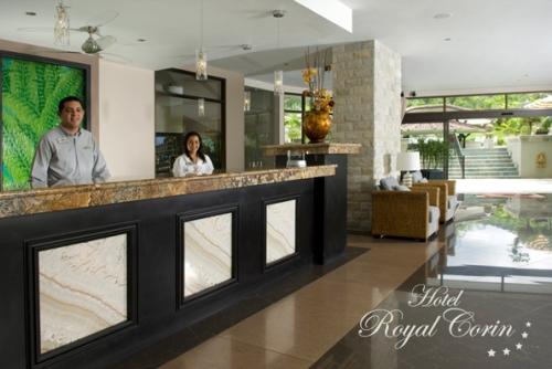 Hotel Royal Corin