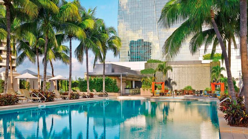 Hotel Four Seasons Miami